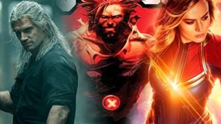 "[HOT] Henry Cavill từ ""The Witcher""  trở thành ""Người Sói"" Wolverine mới trong Captain Marvel 2?"
