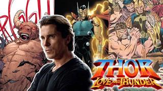"""Thor: Love and Thunder: Giả thuyết về những kẻ phản diện mà """"cựu Batman"""" Christian Bale có thể đảm nhận (Phần 1)"""