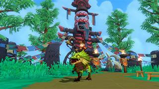 ReEvolve - Tựa game sinh tồn phong cách Anime của ông lớn Tencent chuẩn bị ra mắt