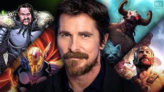 """Thor: Love and Thunder: Giả thuyết về những kẻ phản diện mà """"cựu Batman"""" Christian Bale có thể đảm nhận (Phần 2)"""