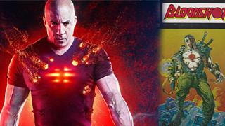 Giải mã lý do Blood Shot được chọn mở màn cho Vũ trụ siêu anh hùng Valiant