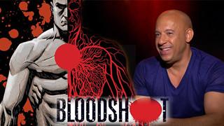 Vin Diesel: 'Bloodshot sẽ tạo tiền đề cho mọi anh hùng Valiant'