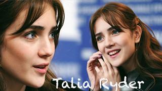 Chiêm ngưỡng nhan sắc mê hoặc của nữ diễn viên 17 tuổi Talia Ryder