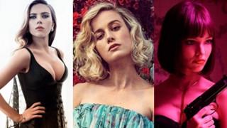 Nhìn lại những đả nữ quyến rũ bậc nhất màn ảnh Hollywood