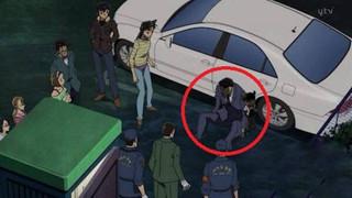 Tổng hợp những tình tiết phi lí xuất hiện trong siêu phẩm Thám tử Conan
