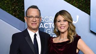 Nam diễn viên gạo cội Tom Hanks và vợ dương tính với Covid-19