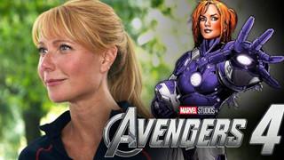 Chiêm ngưỡng tận mắt hình ảnh bộ giáp của vợ Iron Man từ Avengers: Endgame ra ngoài đời thực