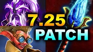 DOTA 2: Chi tiết bản cập nhật 7.25 - Hàng loạt thay đổi tướng mới và Gậy Xanh bất ngờ