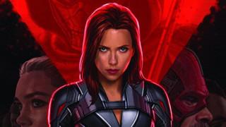 Black Widow: Hình ảnh quảng cáo mới đầy ấn tượng của Natasha Romanoff