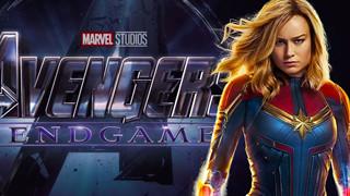 Avengers: Endgame: Bất ngờ lộ ảnh phác họa hé lộ phiên bản thay thế của Captain Marvel