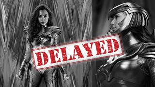 Nối gót Black Widow và hàng loạt bom tấn, Wonder Woman 1984 dời lịch chiếu vì Covid-19