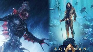 The Trench: Những chi tiết mới trong ngoại truyện kinh dị của Aquaman