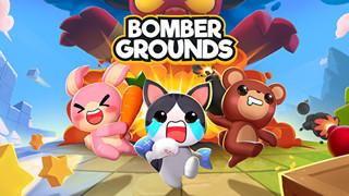 Bombergrounds: Battle Royale - Game đặt bom phong cách sinh tồn cực cute giải trí mùa dịch