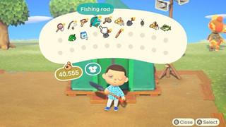 Animal Crossing: New Horizons - Hướng dẫn tăng không gian túi đồ