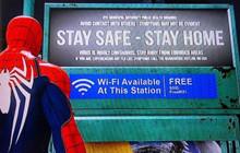 Game thủ bất ngờ so sánh sự kiện trong Spider-Man PS4 với virus Corona