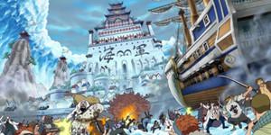 One Piece: Rồi ai sẽ là Trùm cuối, Râu Đen hay kẻ đang ngồi trên Ngai vàng của Chính phủ Thế giới