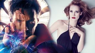 Biên kịch Doctor Strange tiết lộ nữ diễn viên X-Men: Dark Phoenix từng từ chối gia nhập MCU
