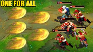 LMHT: Riot Games ra mắt Một Cho Tất Cả nhưng game thủ lại không thể chơi vì tiệm net dóng cửa vì dịch
