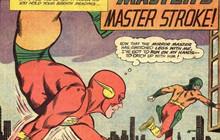 Sẽ thế nào nếu Flash buộc phải dùng tay để chạy thay vì dùng chân?