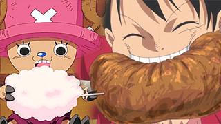 10 loại thức ăn ngon nhất One Piece (P1)