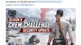 Crew Challenge của PUBG Mobile đang được cập nhật bảo mật