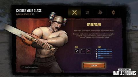PUBG vừa phát hành chế độ Fantasy Battle Royale nhân dịp Cá Tháng Tư