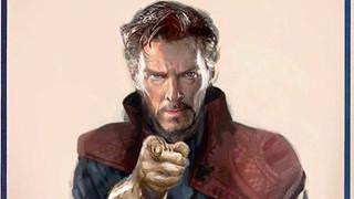 Đạo diễn Doctor Strange tung poster mới với thông điệp độc đáo
