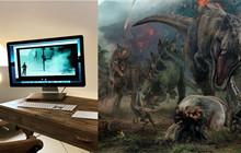 Đạo diễn Jurassic World: Dominion chia sẻ cảnh quay đầu tiên của phim