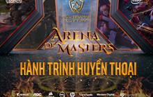 Arena of Masters 2020: Hành Trình Huyền Thoại – Ngai vàng gọi tên GEARVN – Cerberus Academy
