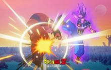 Dragon Ball Z: Kakarot hé lộ chi tiết lạ khi Super Saiyan God đấu với Beerus