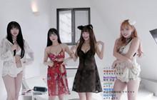 Chạm tay vào vòng 1 của bạn diễn khi phát trực tuyến, 4 nữ streamer xinh đẹp bị cấm kênh
