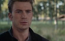 Hình ảnh Captain America về già khiến mẹ của nam diễn viên Chris Evans bật khóc