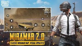 Bản Update 0.18 của PUBG Mobile đã cập tiết lộ Miramar 2.0 và 2 mode mới