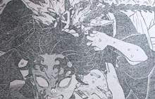 Spoiler Kimetsu No Yaiba tập 202 - Tanjiro sử dụng Huyết Quỷ Thuật giống như Quái vật Hồ lý 9 đuôi trong Naruto