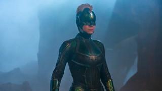 Captain Marvel: Hé lộ thiết kế bộ trang phục hoàn toàn khác biệt chưa từng được công bố