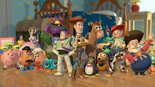 Pixar hé lộ Easter Egg trong Toy Story