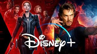 Vì sao Black Widow, Doctor Strange và loạt phim Marvel khác không phát hành trên kênh Disney+?