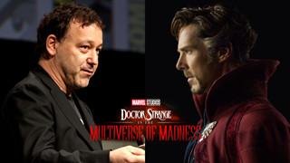 Sam Raimi xác nhận tham gia Doctor Strange in the Multiverse of Madness
