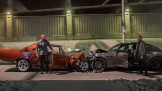 Giá trị và số lượng xe hơi bị phá huỷ trong Fast & Furious sẽ khiến bạn giật mình