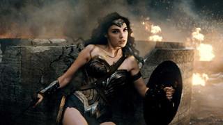 Wonder Woman 1984 vinh danh Batman v Superman