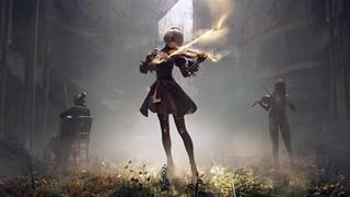 Square Enix trung trailer NieR: Automata trên nền mobile với một thế giới mở ma mị và u ám