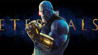 Thanos phiên bản trẻ có thể xuất hiện trong Eternals?