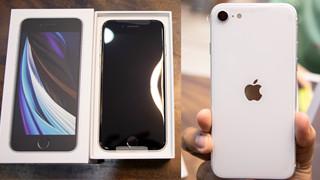 """Cận cảnh iPhone SE 2020: """"Bình cũ rượu mới"""", cấu hình cực mạnh"""