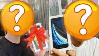 Hai nghệ sĩ đầu tiên sở hữu iPhone SE 2020 là ai?