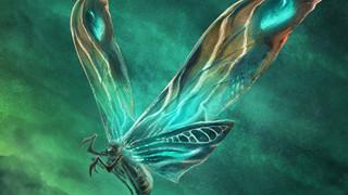 Mothra của Godzilla: King of the Monsters đã hơn 10.000 tuổi