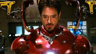 Hé lộ bộ giáp thay thế của Iron Man chưa từng được sử dụng