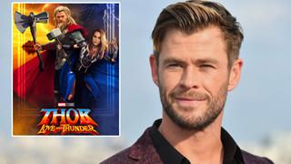 Chris Hemsworth cho rằng kịch bản Thor 4 'khá điên rồ'