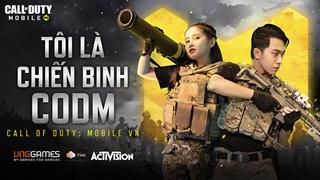 Top 1 Battle Royale với thành tích 18 kills – Cris Phan thách thức các chiến binh Call of Duty: Mobile VN