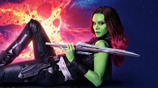 James Gunn và quá trình viết kịch bản cho nhân vật Gamora trong Endgame