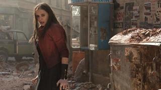 Hé lộ tạo hình phụ cho Scarlet Witch trong Avengers: Age of Ultron